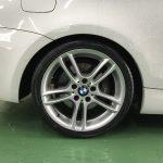 湘南平塚店♪平塚市 S様   BMW 135iのタイヤ交換を承りました♪