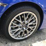 湘南平塚店♪平塚市 U様 スバル WRX S4のタイヤ交換♪タイヤをネットで買って約半額に!!『ネット購入タイヤをお店に直送できるのがとても良かった』