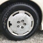 湘南平塚店♪八王子市 S様 ホンダ ステップワゴンのタイヤ交換を承りました♪タイヤをネットで買って¥15,000~20,000円の節約!!