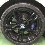 湘南平塚店♪茅ヶ崎市 A様 BMW 140iのタイヤ交換♪ネットでタイヤを買って15,000円~20,000円の節約!!