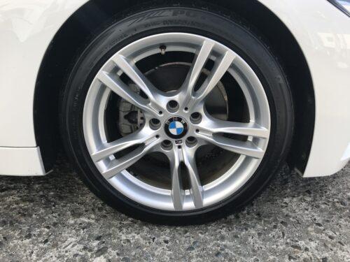 湘南平塚店♪小田原市K様 BMW420Iのタイヤ交換を承りました♪