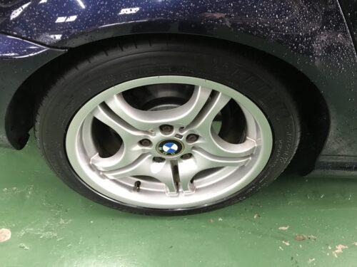 湘南平塚店♪リピーターの藤沢市K様BMW318iのタイヤ交換を承りました♪決め手は「価格・予約のしやすさ」!